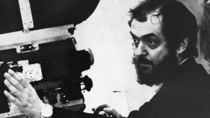 Stanley Kubrick shooting film (Evening Standard/Getty Images)